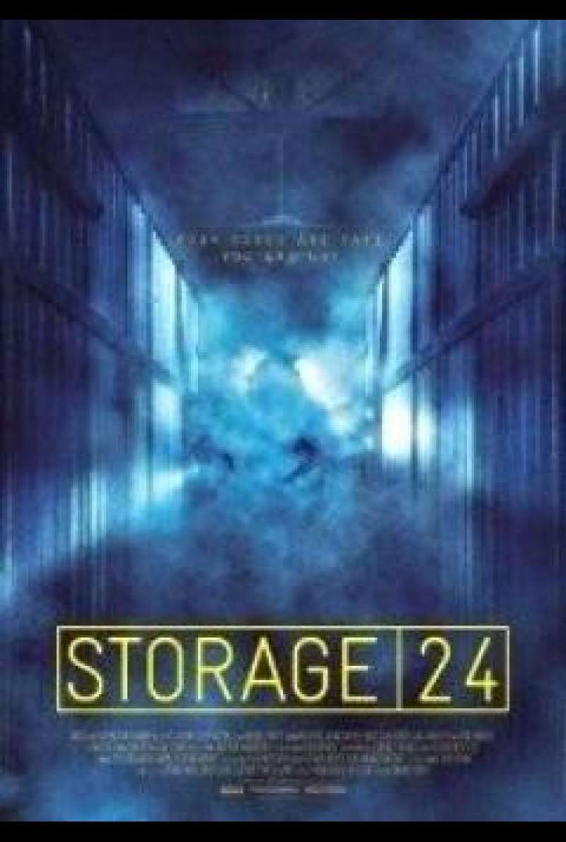Storage 24 - Filmplakat (GB)