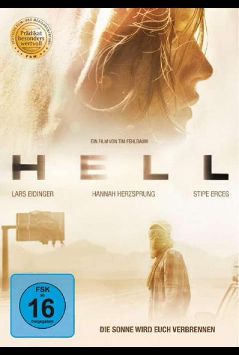Hell - DVD-Cover