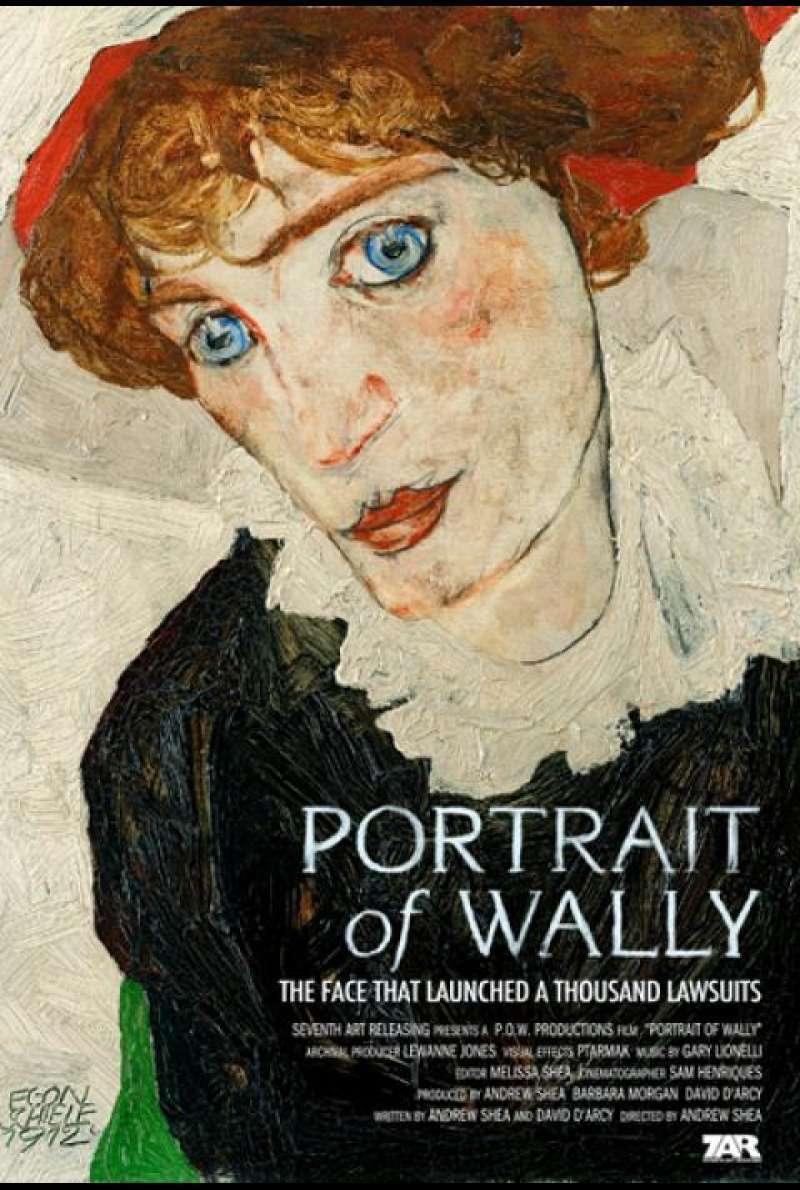 Portrait of Wally - Filmplakat (INT)