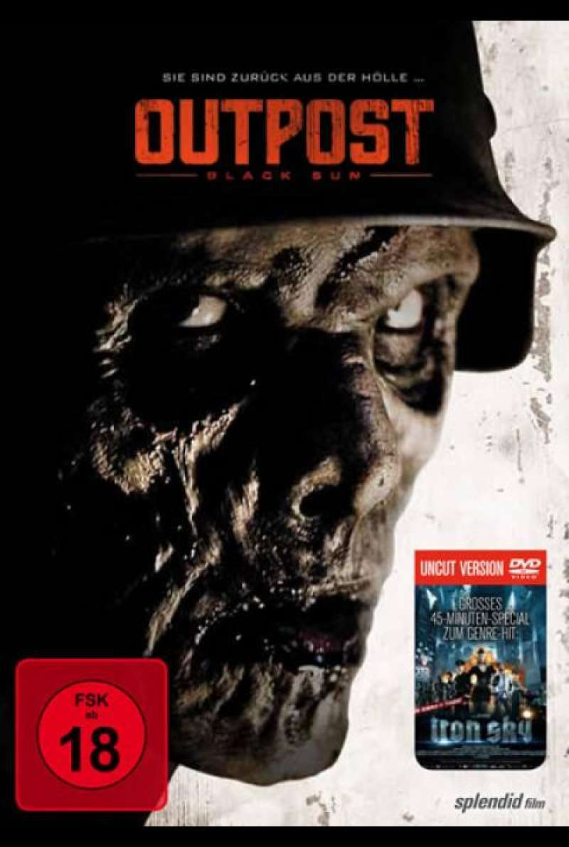 Outpost - Black Sun - DVD-Cover
