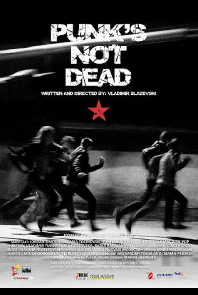 Punk's Not Dead - Filmplakat (INT)