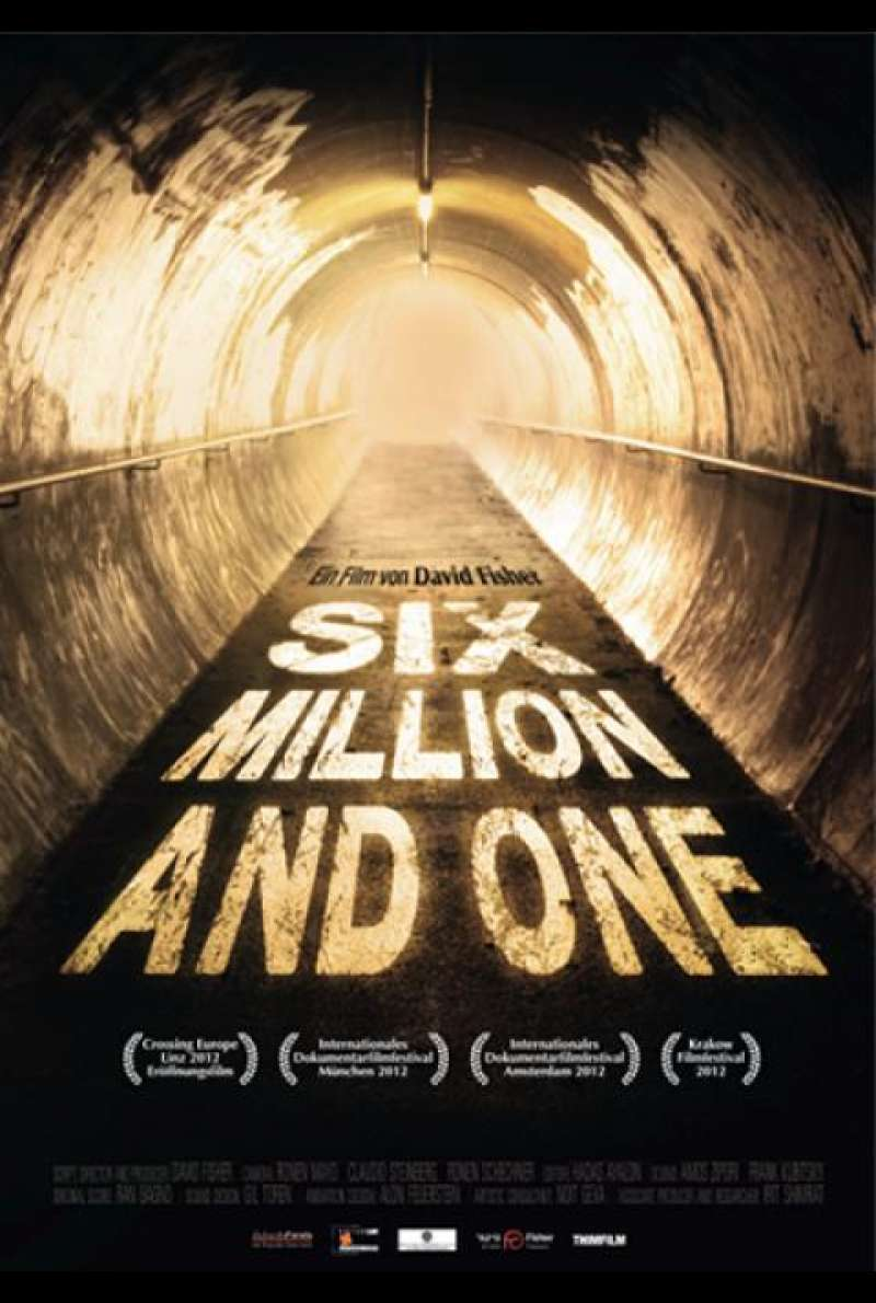 Six Million And One - Filmplakat