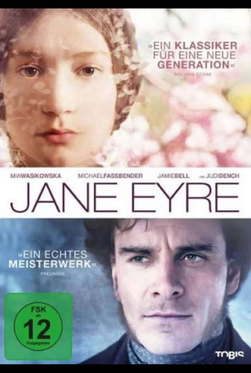 Jane Eyre - DVD-Cover