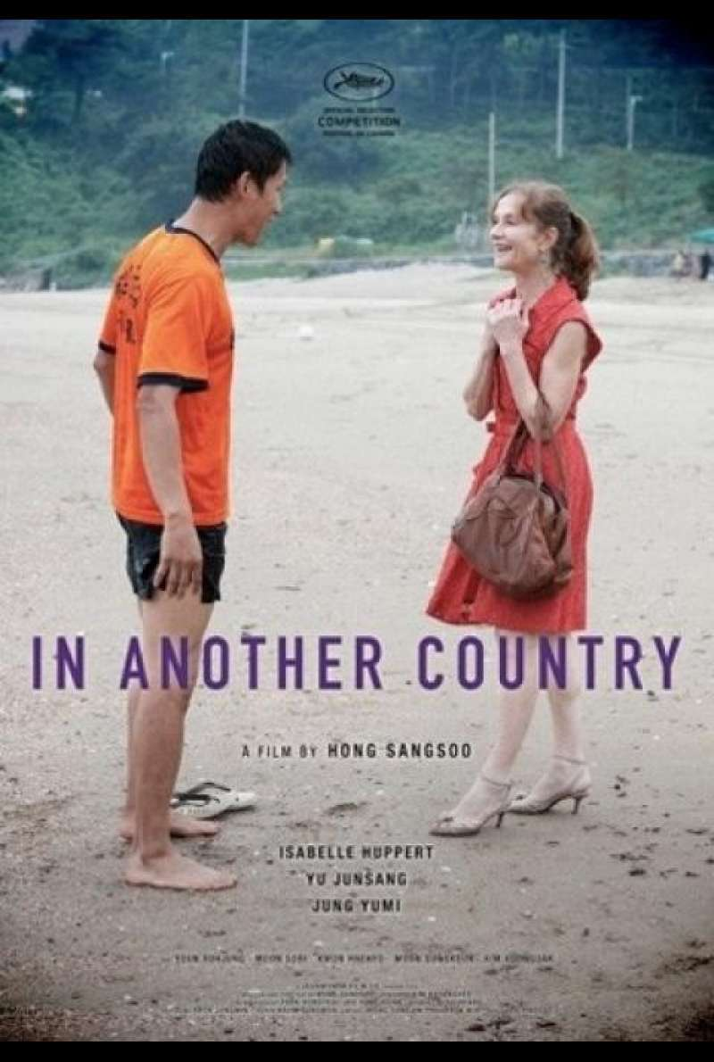 In Another Country - Filmplakat (INT)