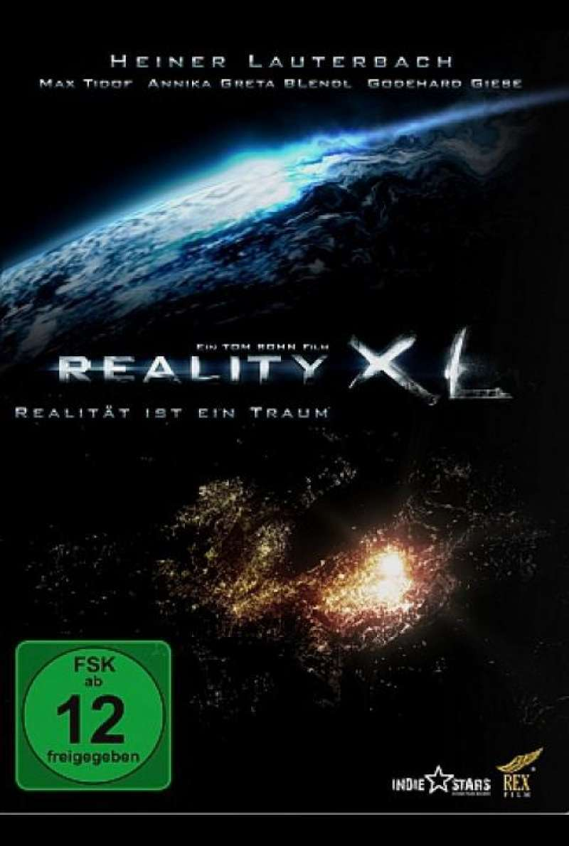 Reality XL - DVD-Cover