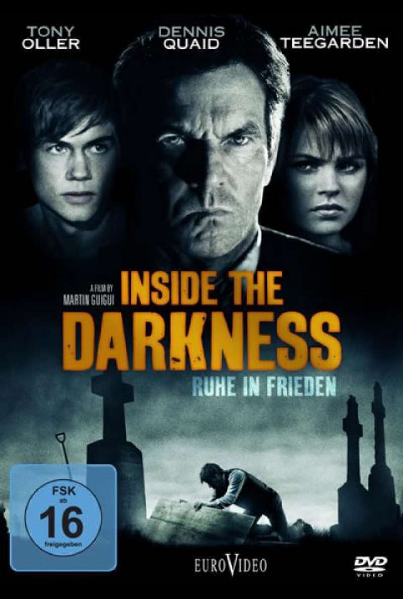 Inside the Darkness - Ruhe in Frieden - DVD-Cover
