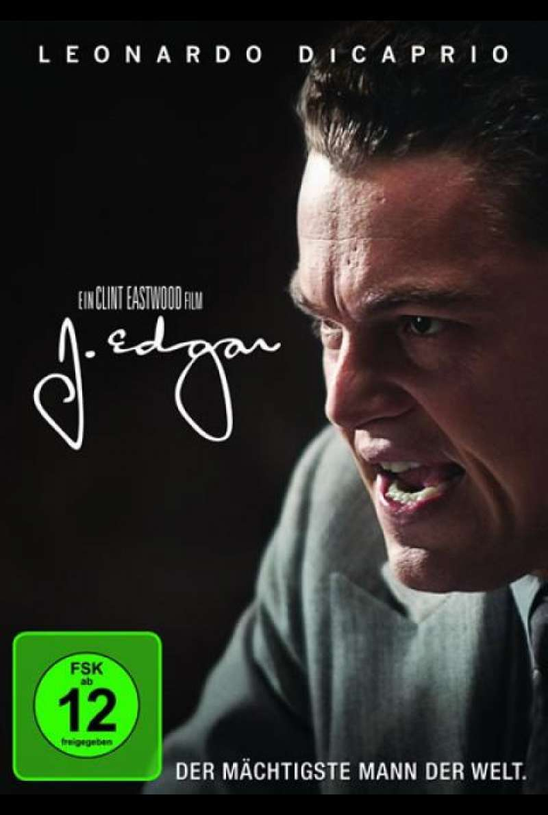 J. Edgar - DVD-Cover