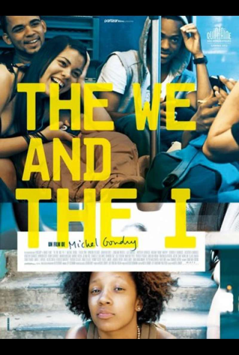 The We and the I - Filmplakat (US)