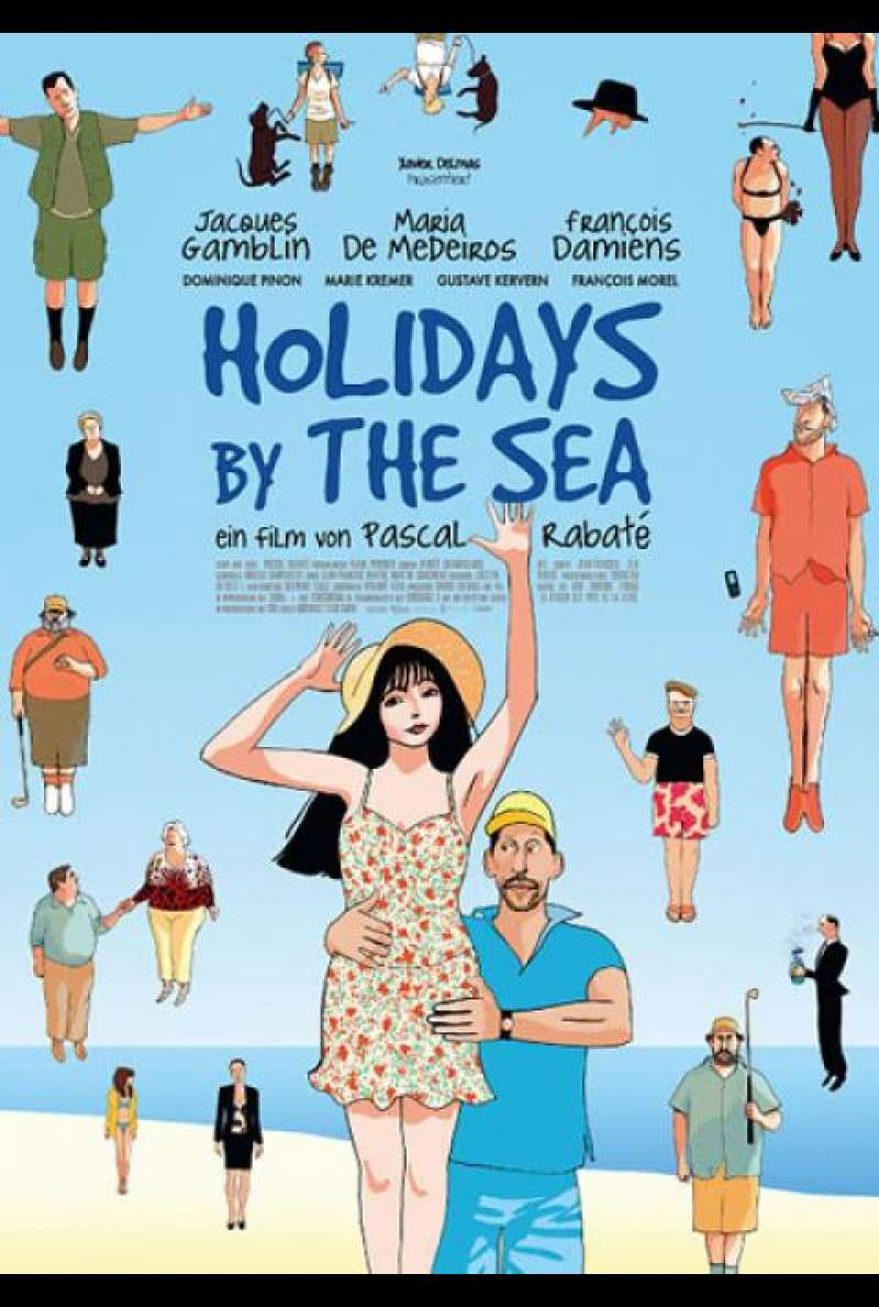 Holidays By The Sea - Filmplakat
