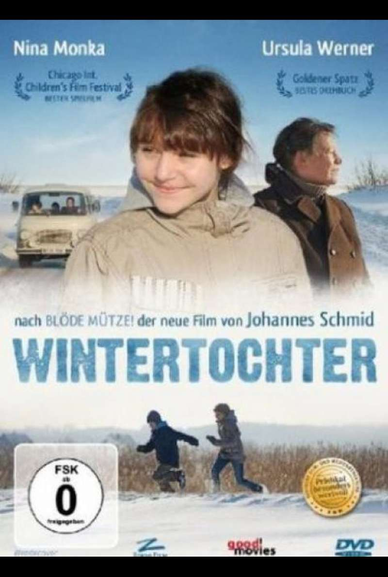 Wintertochter - DVD-Cover