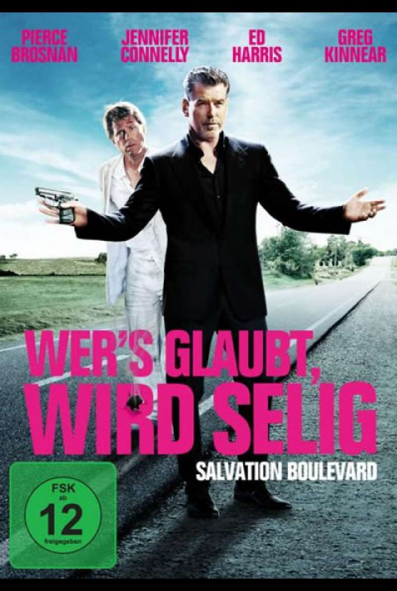 Wer's glaubt, wird selig - DVD-Cover