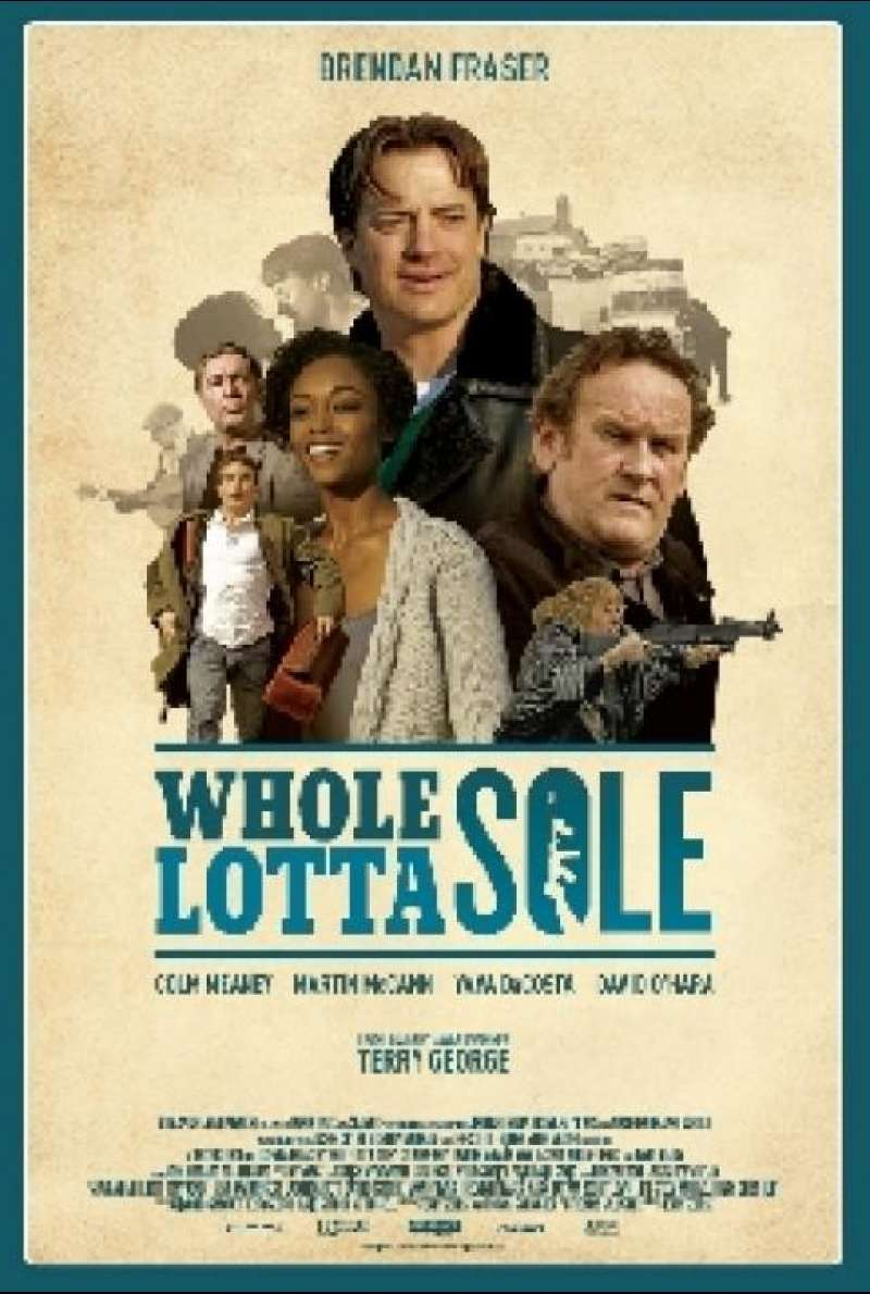 Whole Lotta Sole - Filmplakat (GB)