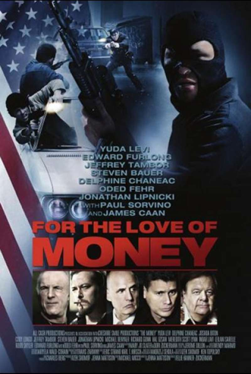 For the Love of Money - Filmplakat (US)