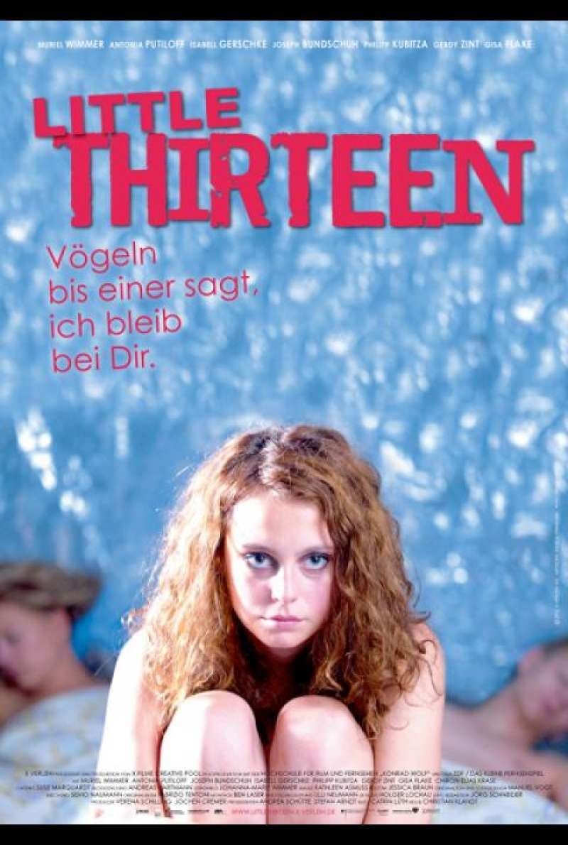Little Thirteen - Filmplakat