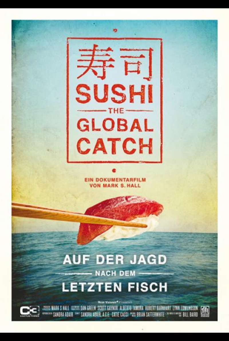 Sushi - The Global Catch - Filmplakat