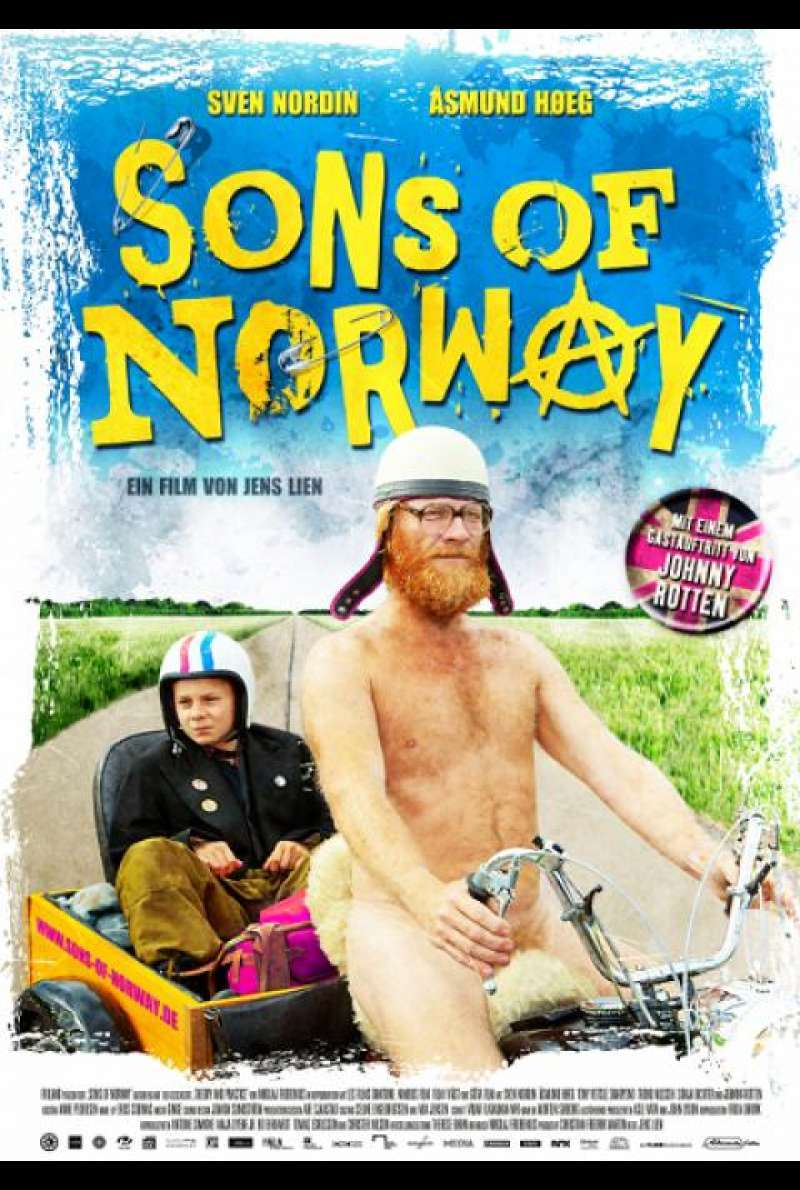 Sons of Norway - Filmplakat