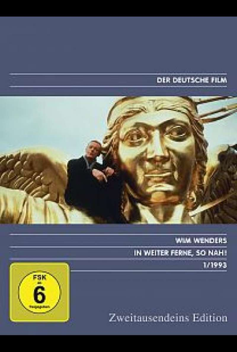 In weiter Ferne, so nah! - DVD Cover