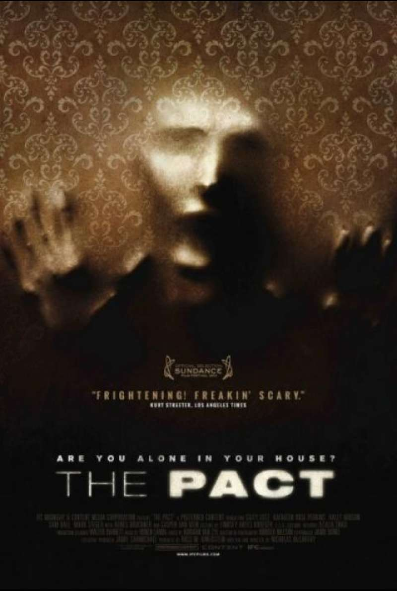 The Pact - Filmplakat (US)