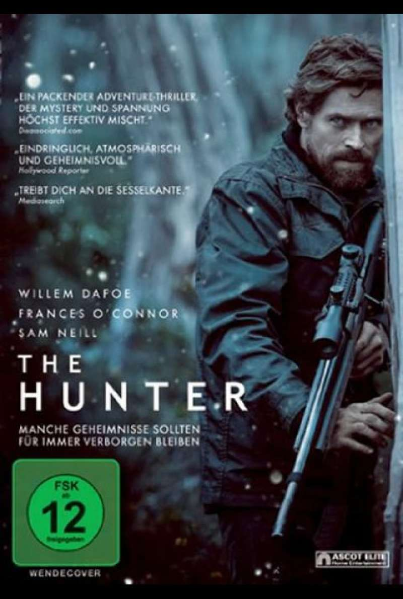 The Hunter - DVD-Cover