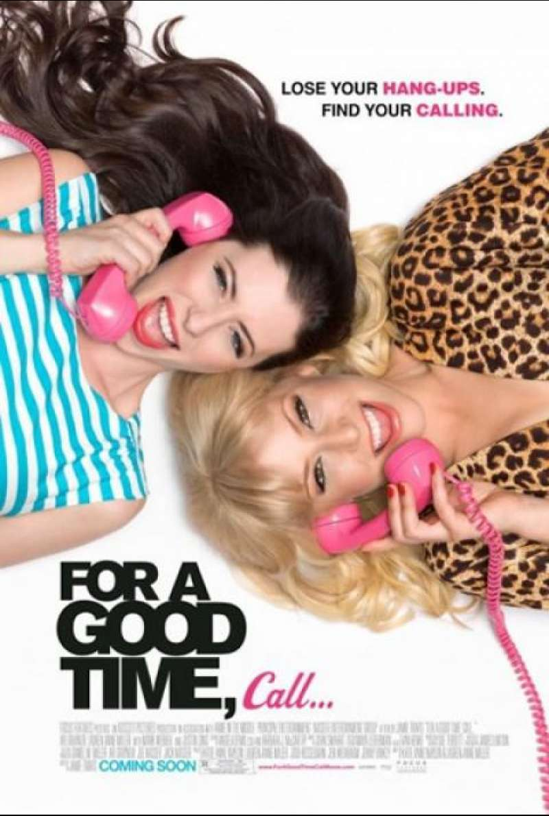 For a Good Time, Call... - Teaser (US)