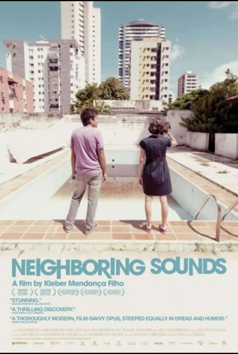 Neighboring Sounds - Filmplakat (INT)