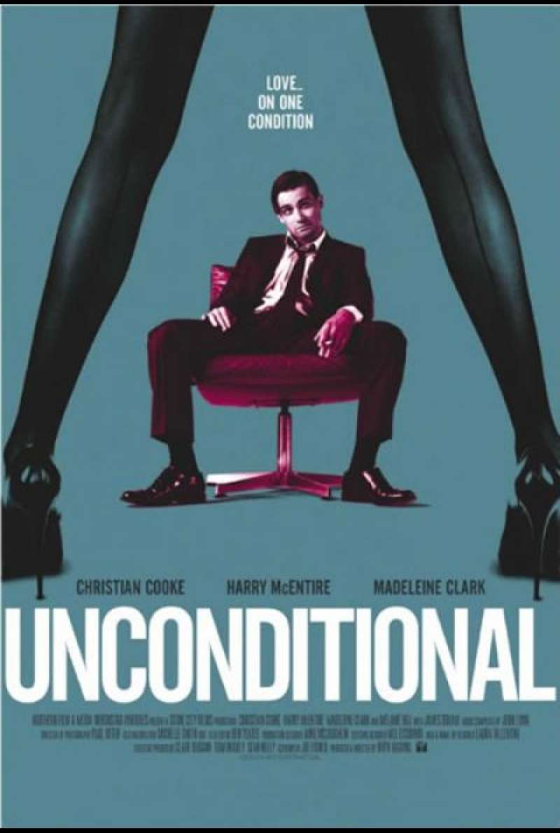Unconditional - Filmplakat (UK)