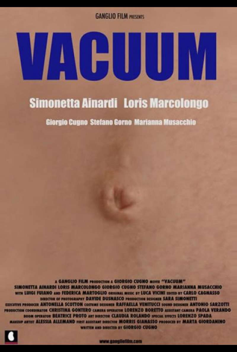 Vacuum - Filmplakat (IT)