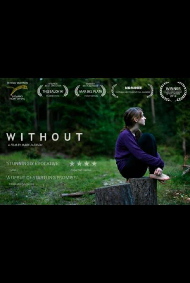 Without - Filmplakat (USA)