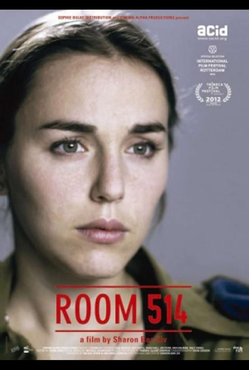 Room 514 - Filmplakat (INT)