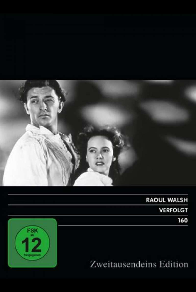 Verfolgt (1946) - DVD-Cover