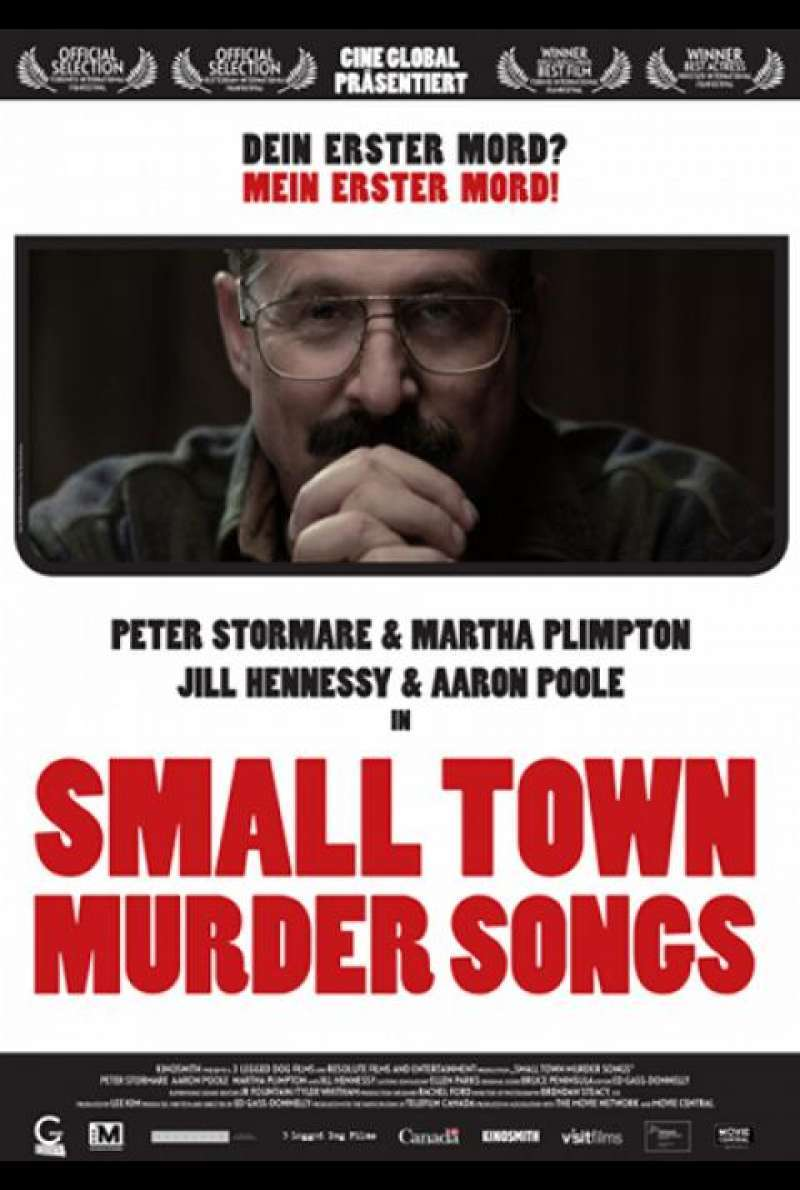Small Town Murder Songs - Filmplakat