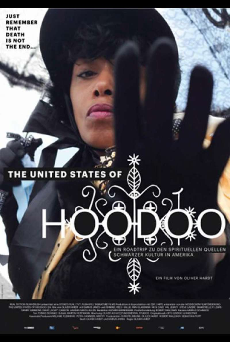 The United States of Hoodoo - Filmplakat