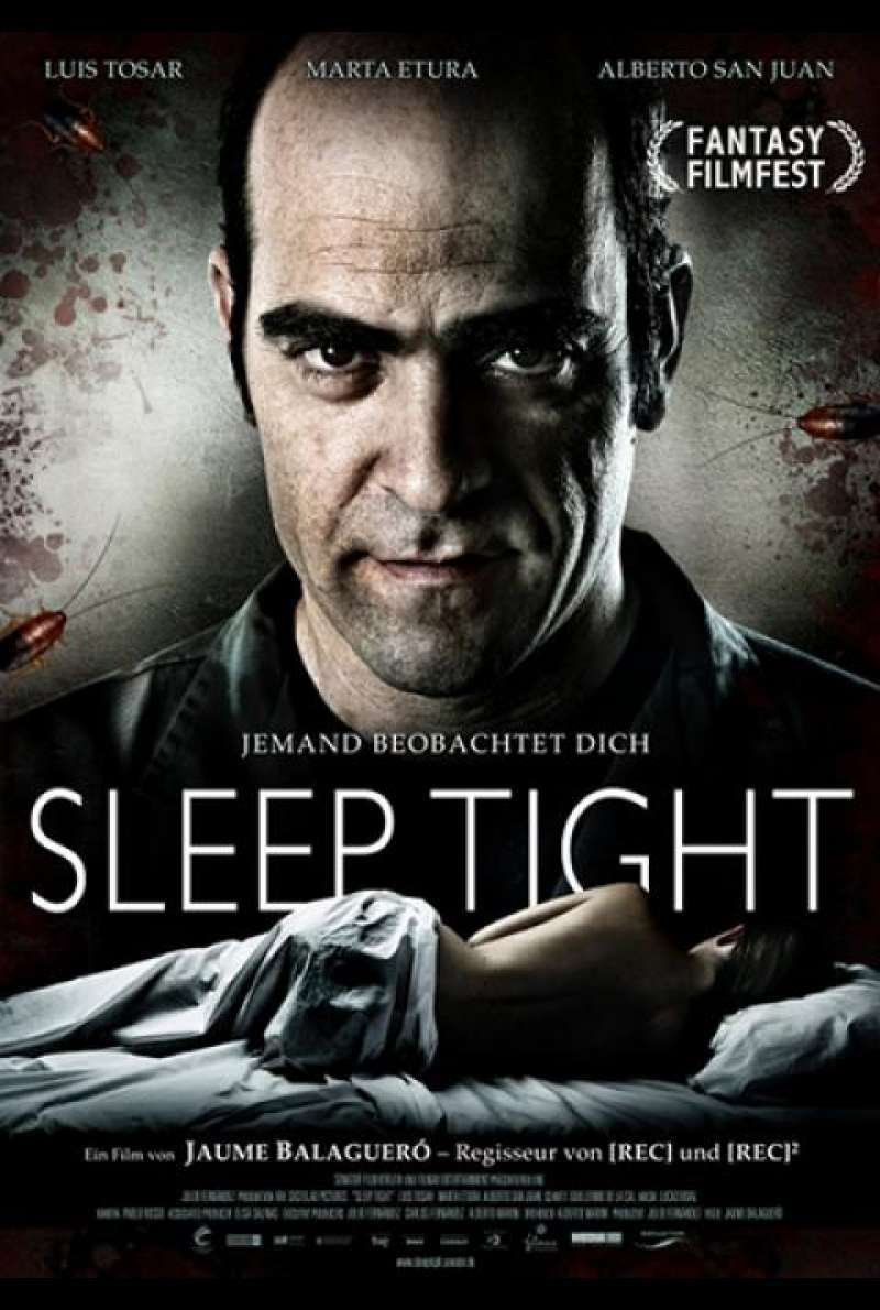 Sleep Tight - Filmplakat