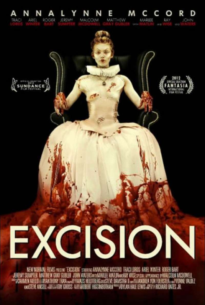 Excision - Filmplakat (USA)