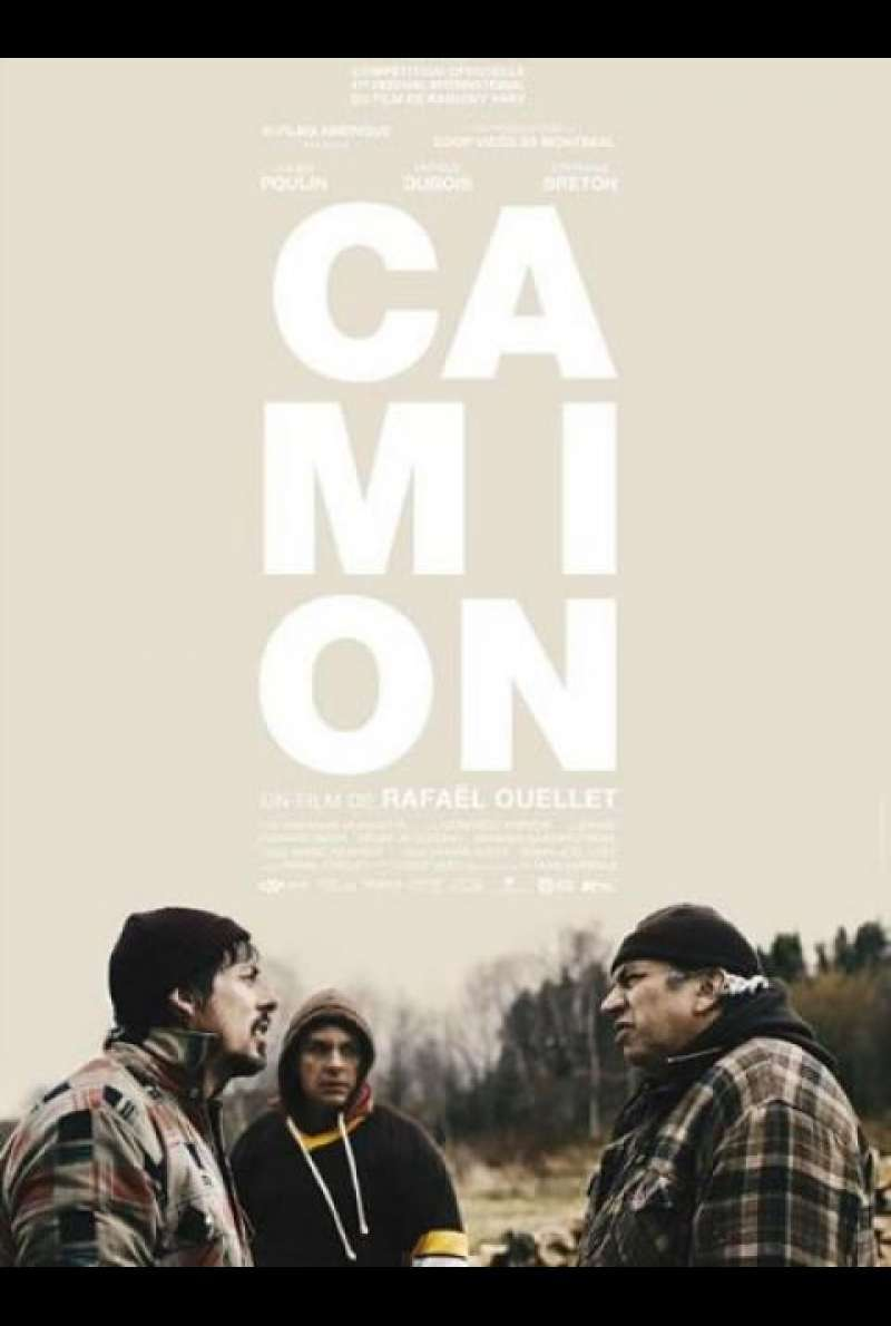 Camion - Filmplakat (CAN)