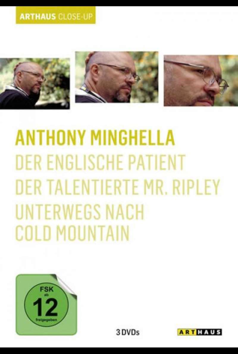Anthony Minghella - Arthaus Close-Up - DVD-Cover