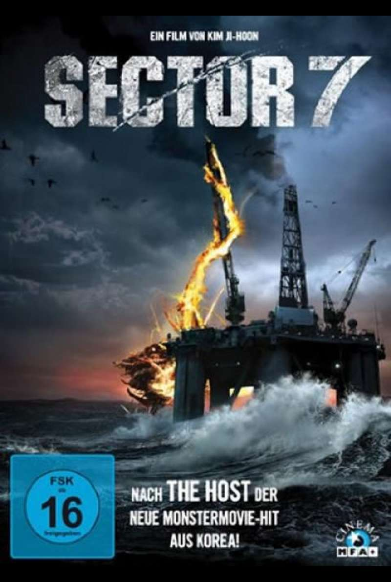 Sector 7 - DVD-Cover