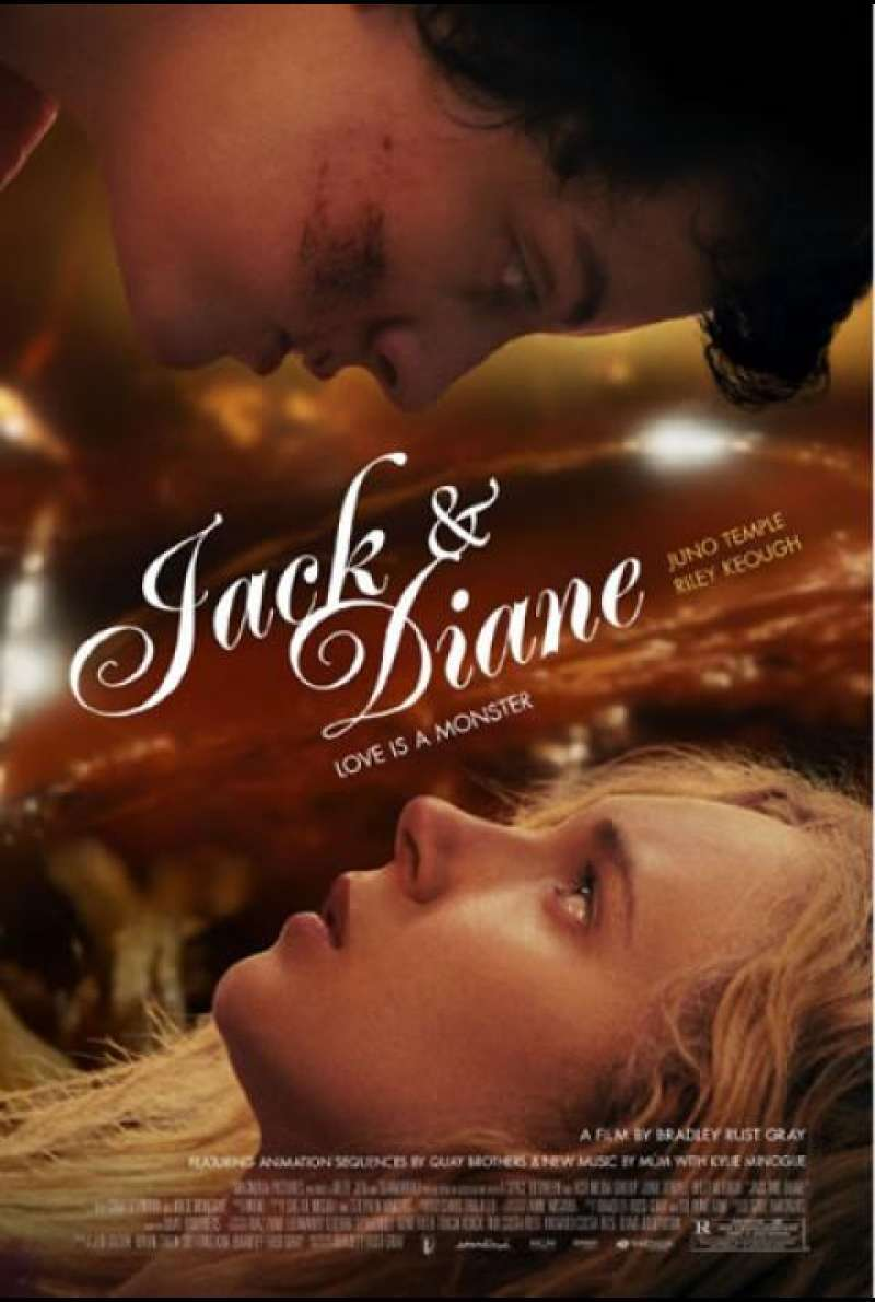 Jack and Diane - Filmplakat (USA)