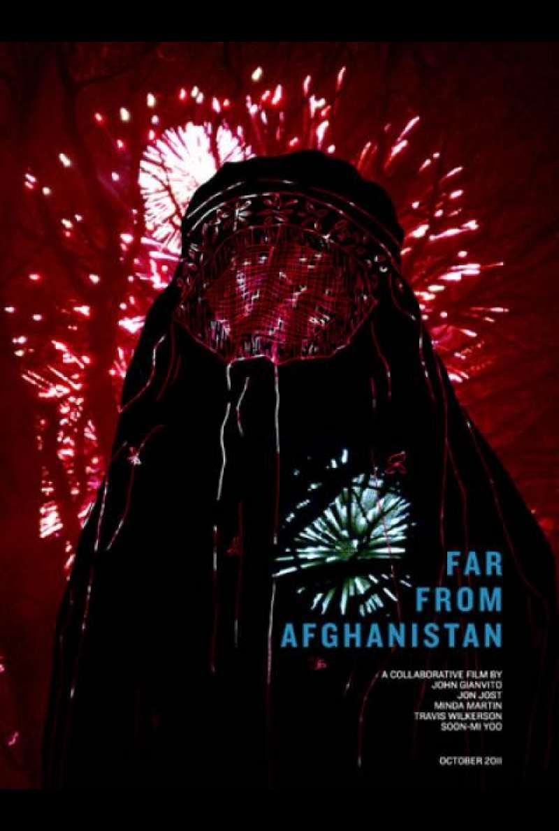 Far from Afghanistan - Filmplakat (USA)