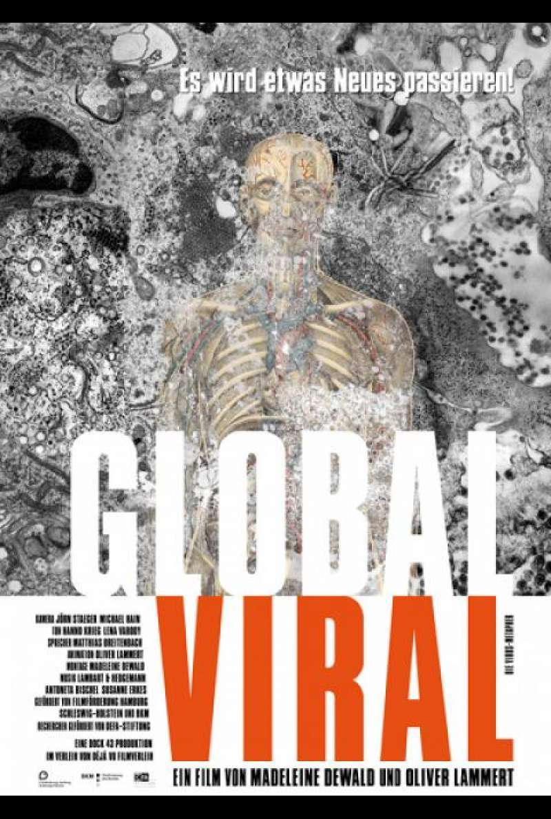 Global Viral. Die Virus Metapher - Filmplakat
