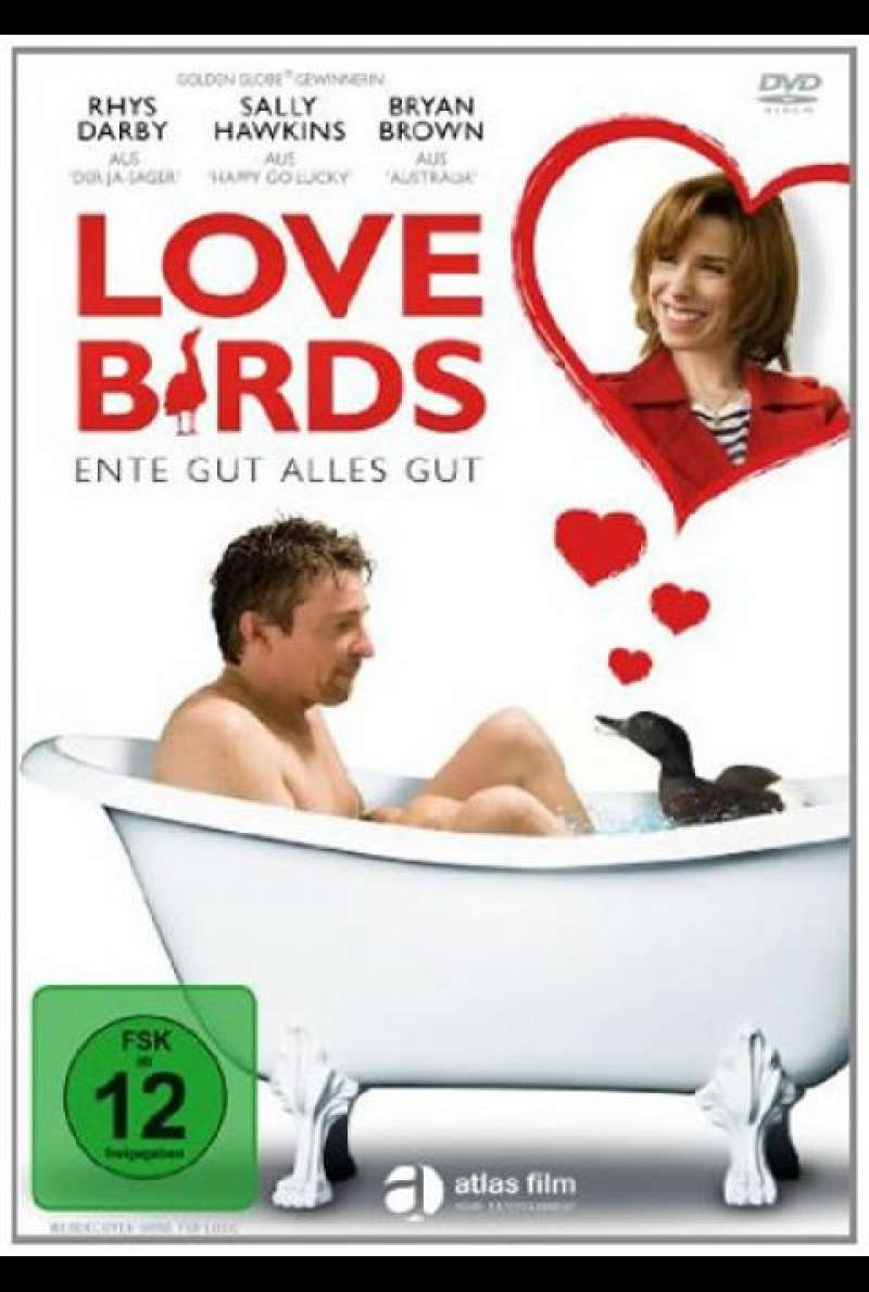 Love Birds - Ente gut, alles gut! - DVD-Cover