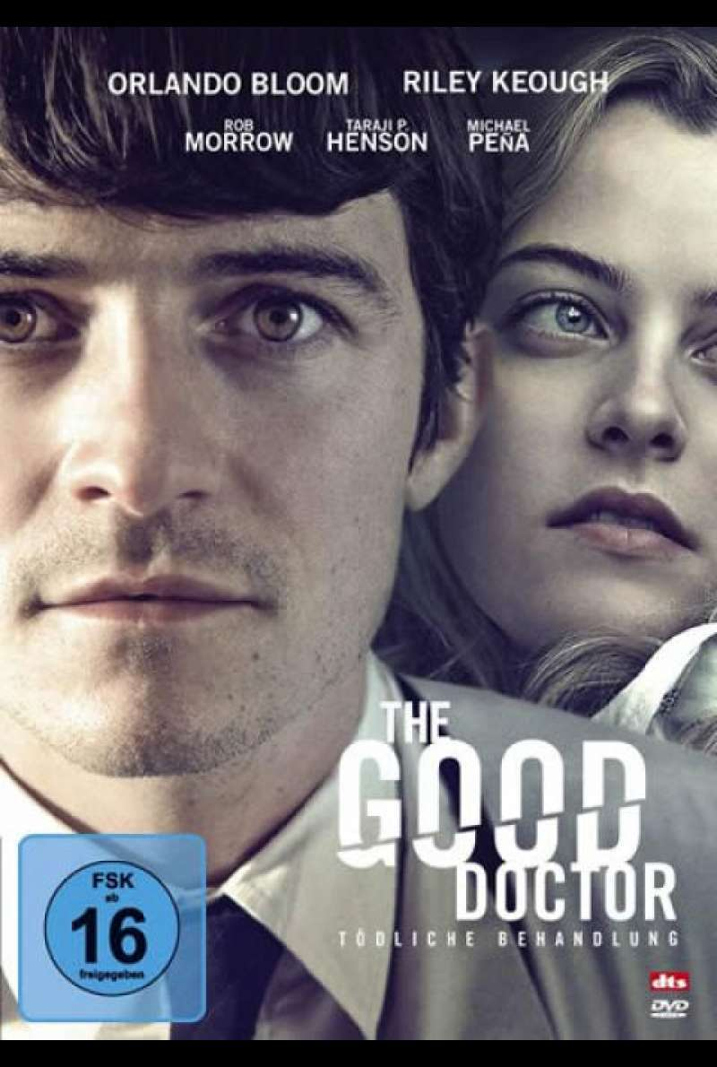 The Good Doctor - DVD-Cover