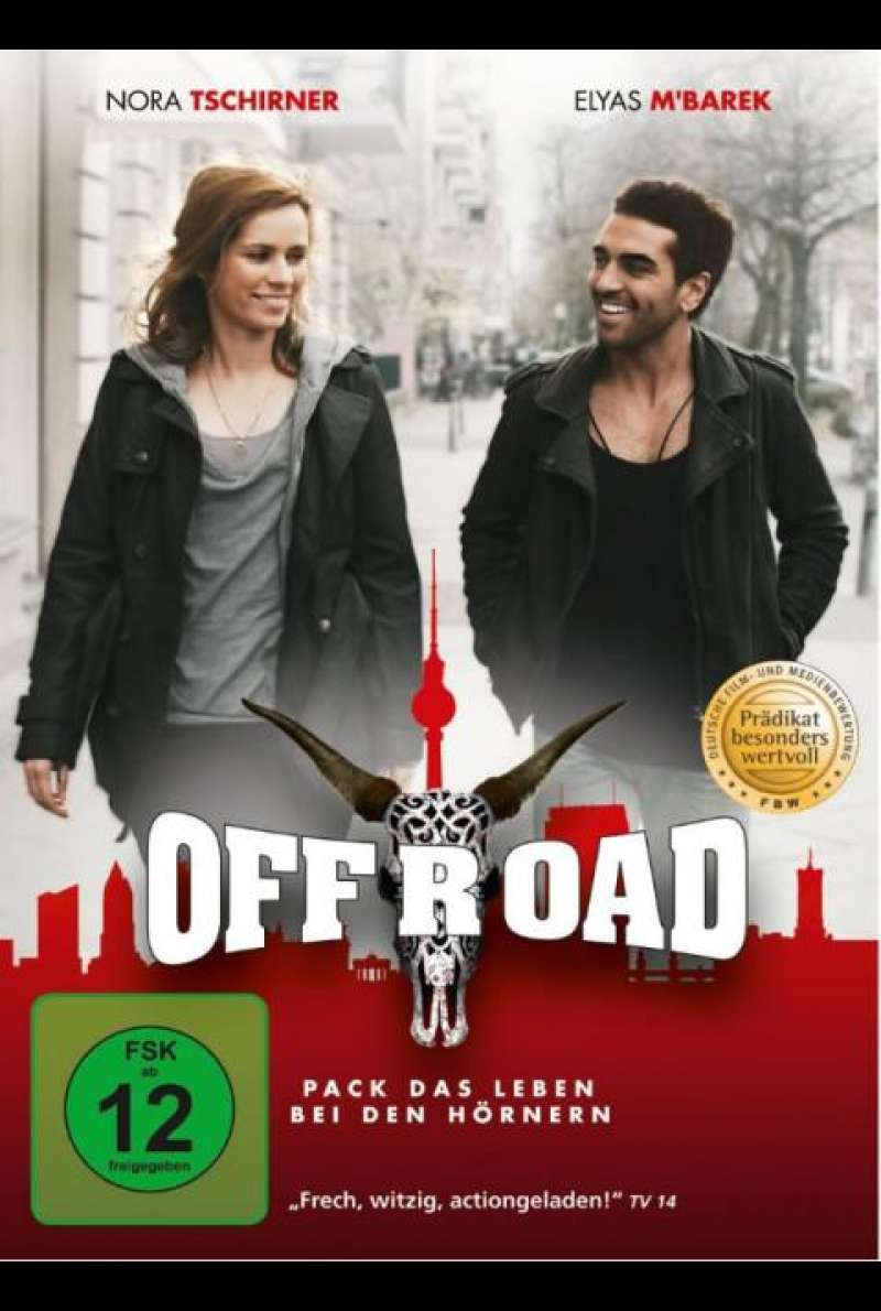Offroad - DVD-Cover