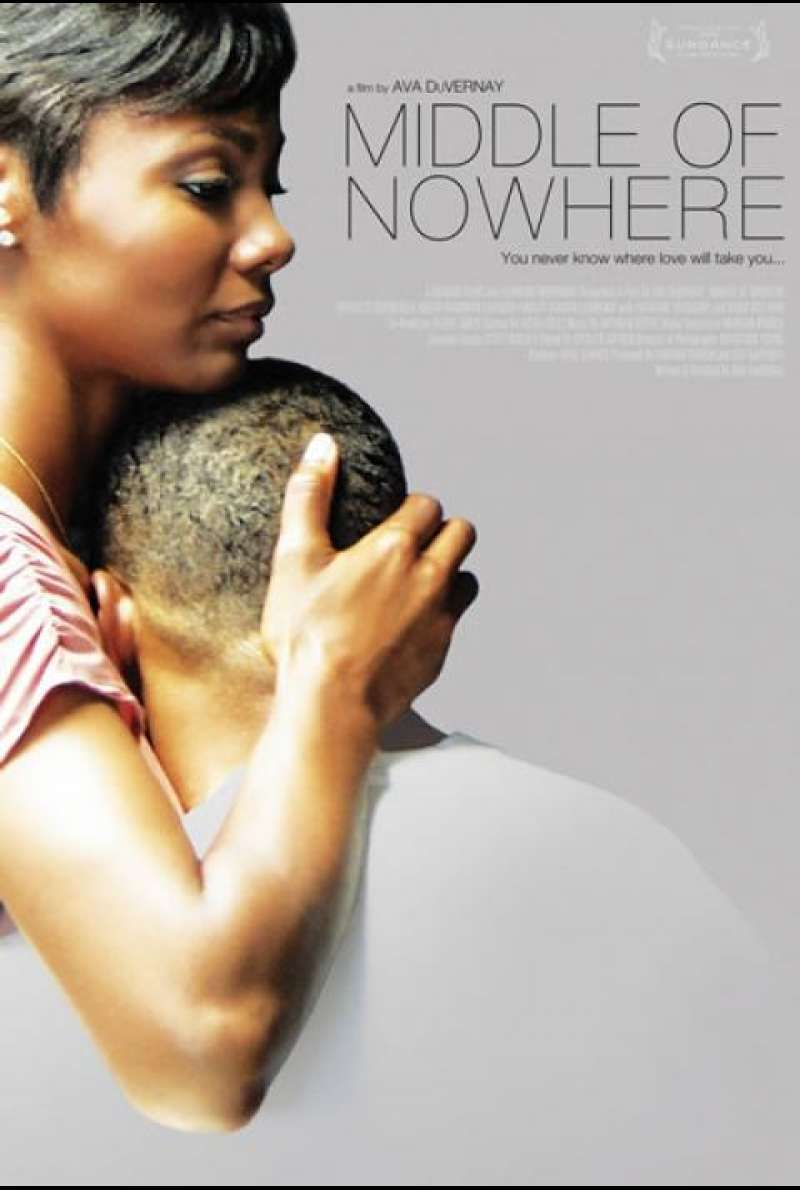 Middle of Nowhere - Filmplakat (US)