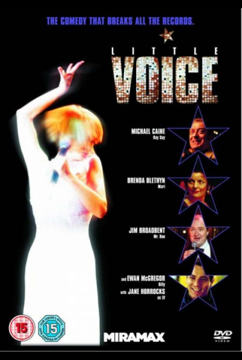 Little Voice - DVD-Cover (US)