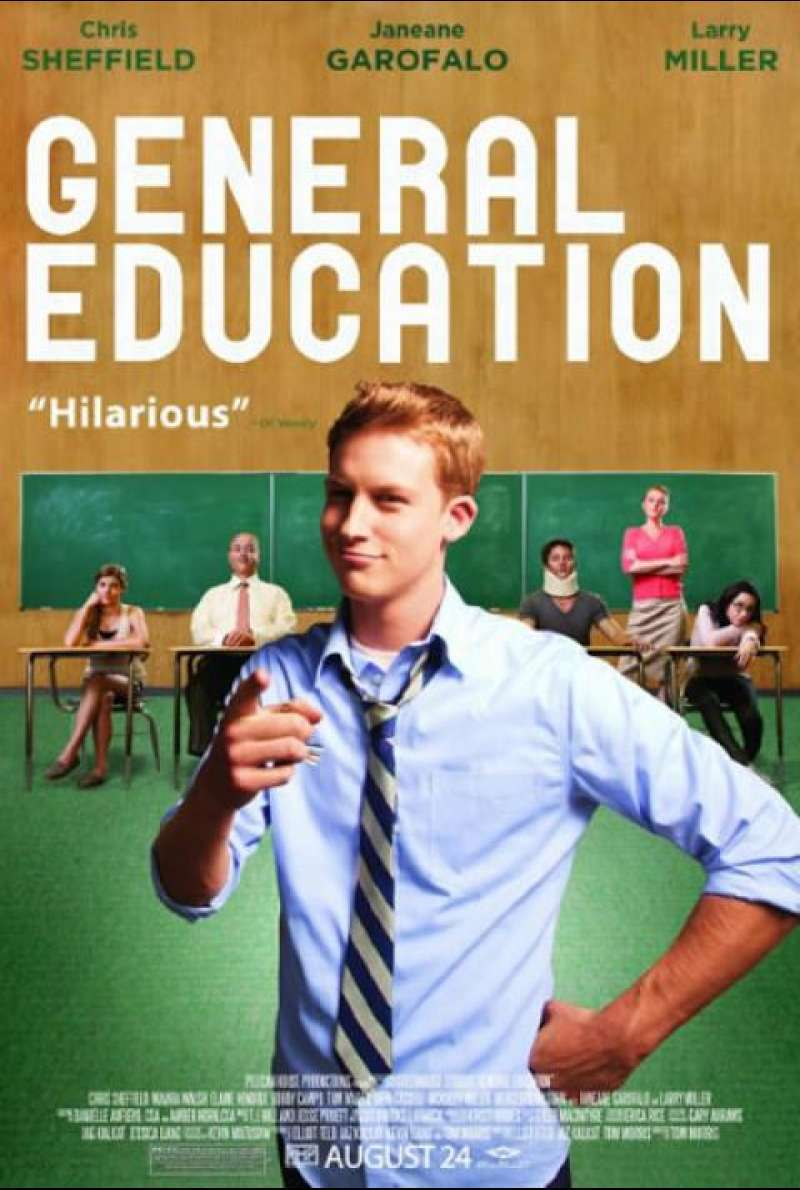 General Education - Filmplakat (USA)