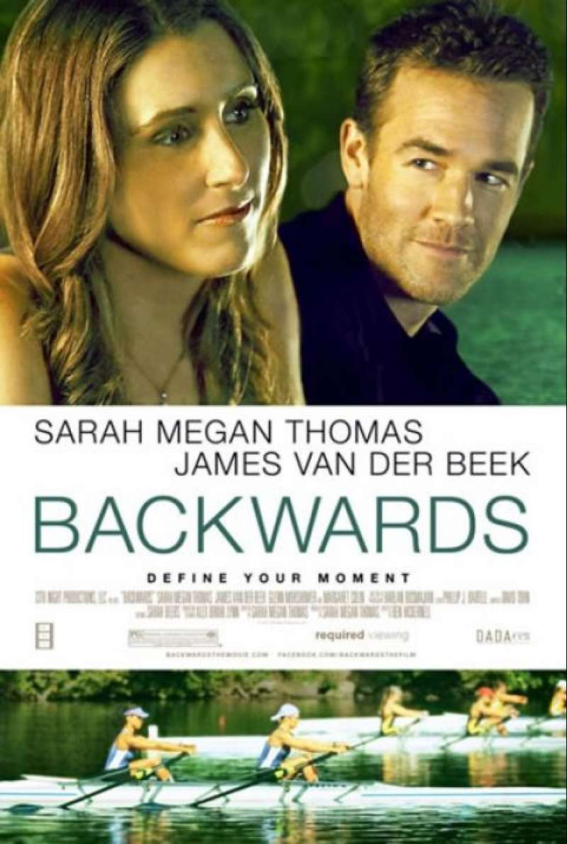 Backwards - Filmplakat (USA)