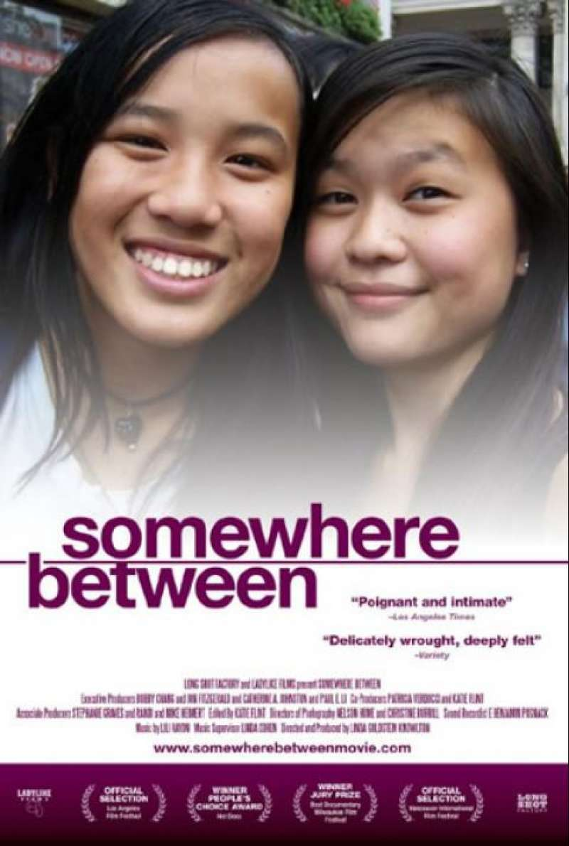 Somewhere Between - Filmplakat (USA)