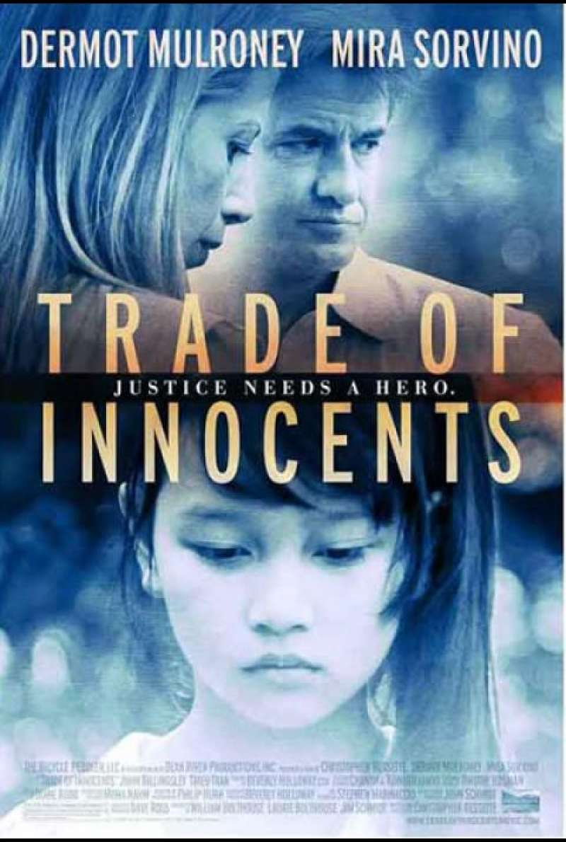 Trade of Innocents - Filmplakat (USA)
