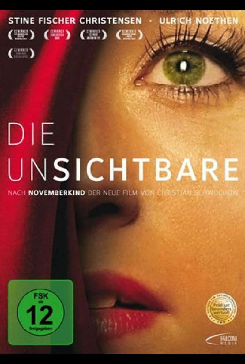 Die Unsichtbare - DVD-Cover